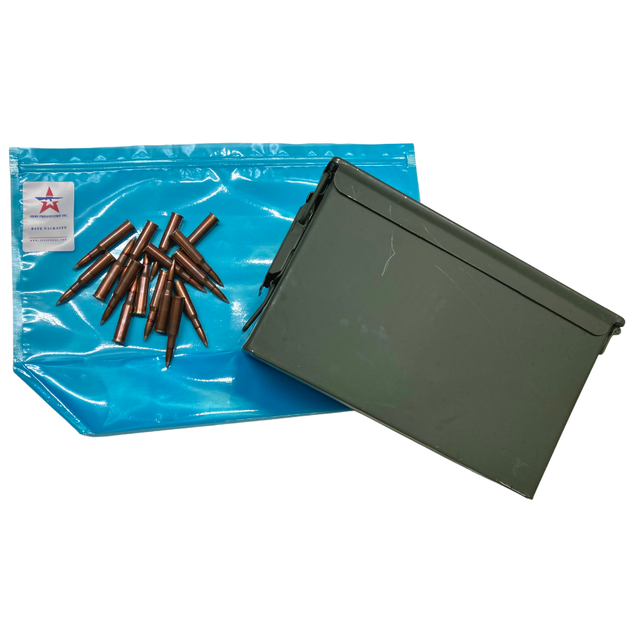 .50 Cal Ammo Can Liner