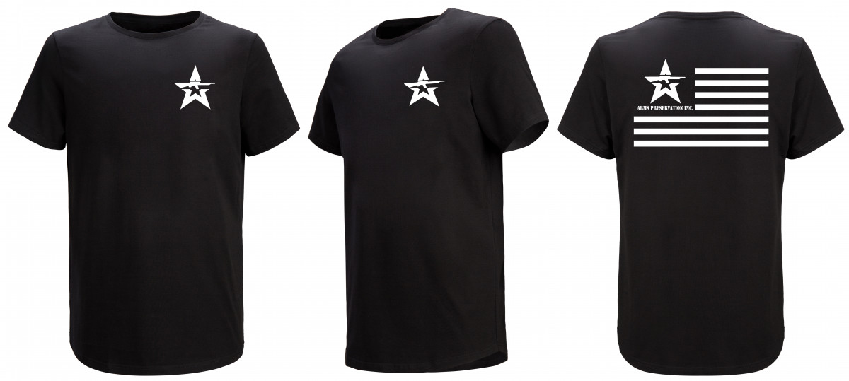A.P.I. T-Shirt - Charcoal