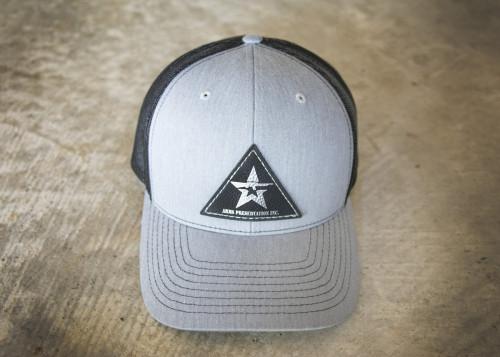 A.P.I. Gray Man Trucker Hat - Black