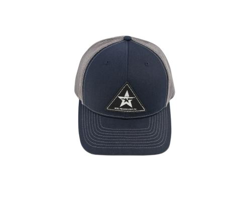 A.P.I. Navy Man Trucker Hat - Gray