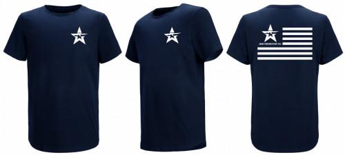 A.P.I. T-Shirt - Navy