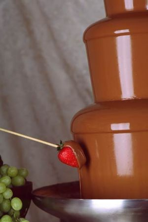 chocolate fountain rental in Rochester NY