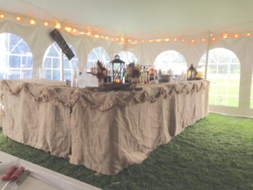 Anniversary Catering