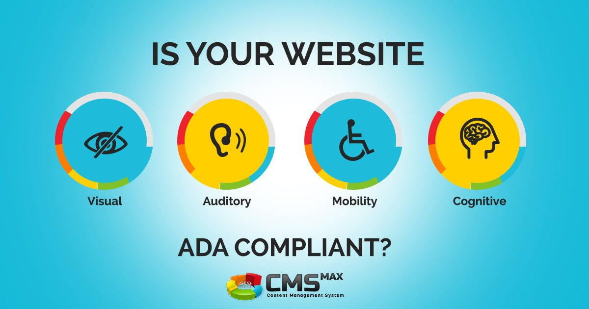 Ensuring That Your Website is WCAG and ADA Compliant