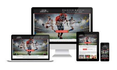 Custom Printed Sport Jersey's
