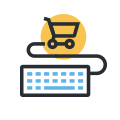 FAQ eCommerce Support Icon
