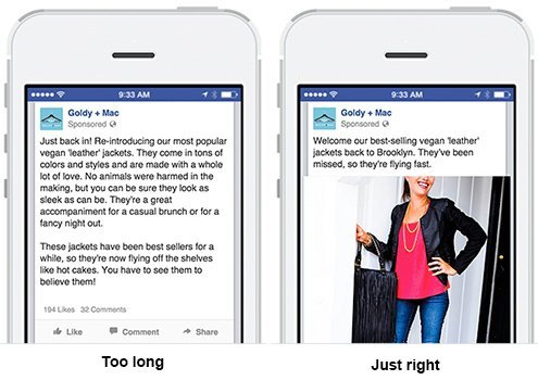 Making Your Facebook Business Posts More Effective