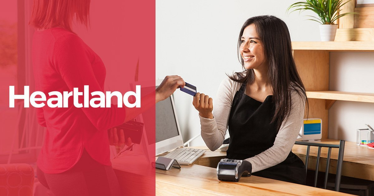 CMS Max Fully-integrates with Heartland for eCommerce and Payment Processing!