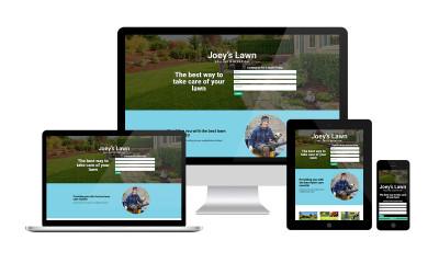 Joey's Lawn