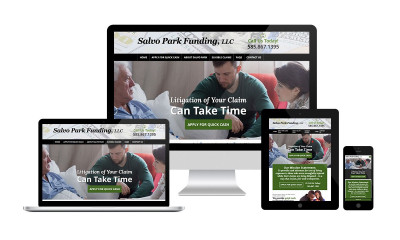 Salvo Park Funding