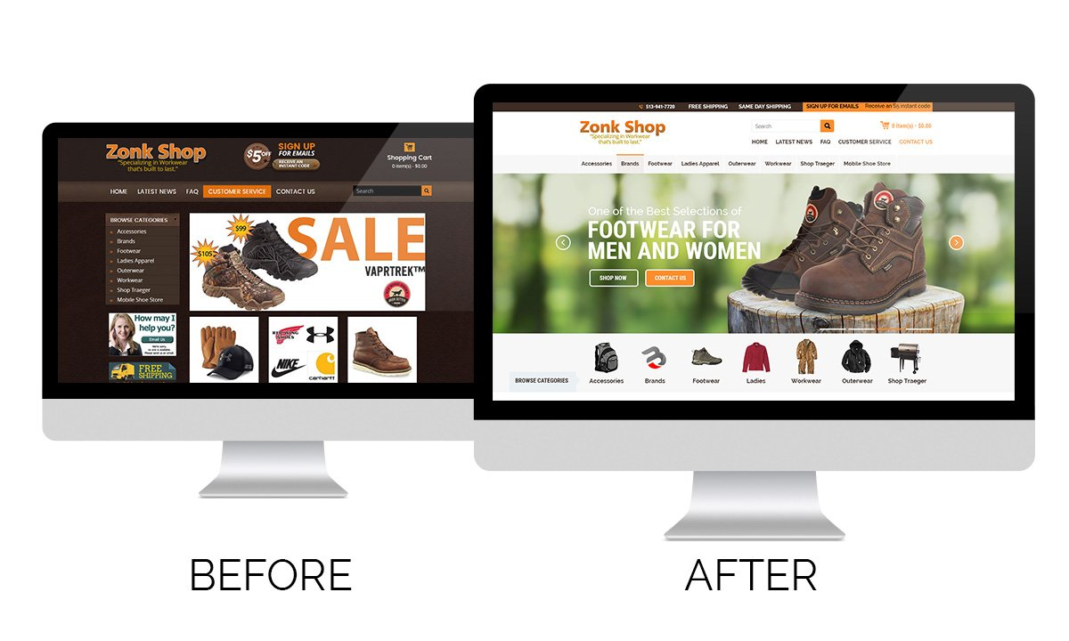 Custom eCommerce Websites | CMS Max