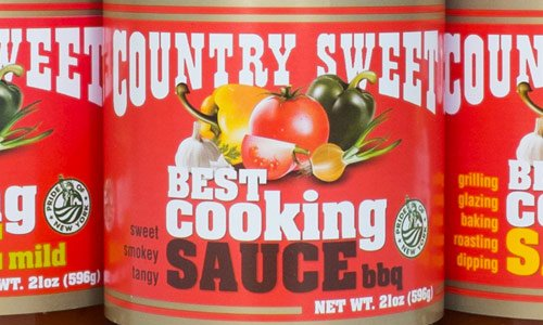 Country Sweet Best Cooking Sauce