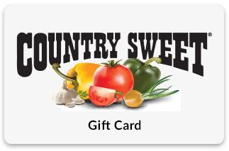 Country Sweet Gift Card
