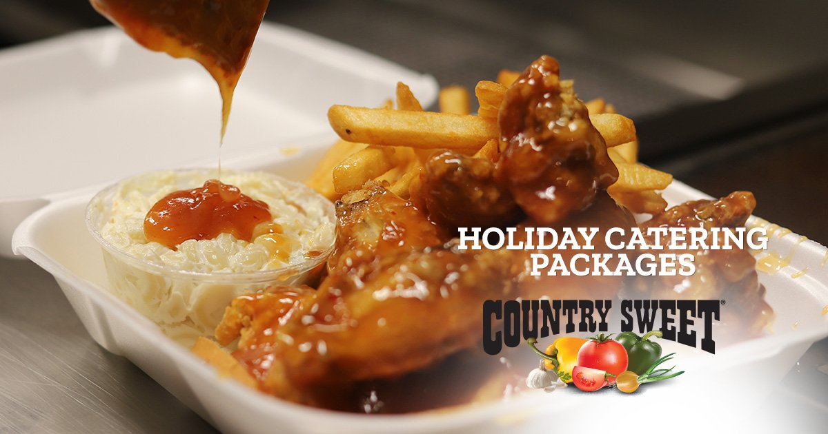 Holiday Catering from Country Sweet in Rochester