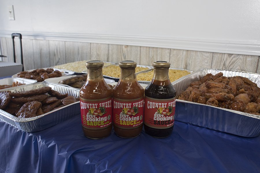 Country Sweet Sauce for Catered Events
