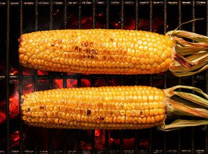 Spicy Grilled Corn-on the Cob Recipe