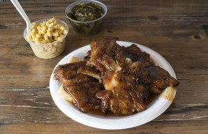Country Sweet Rib Plate
