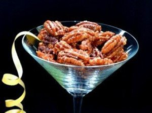 Sweet & Salty Pecans Recipe
