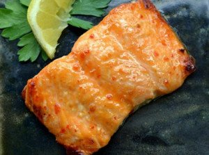 Glazed Salmon Recipe