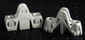 Rapidly Produced Machine Parts via 3D Printing