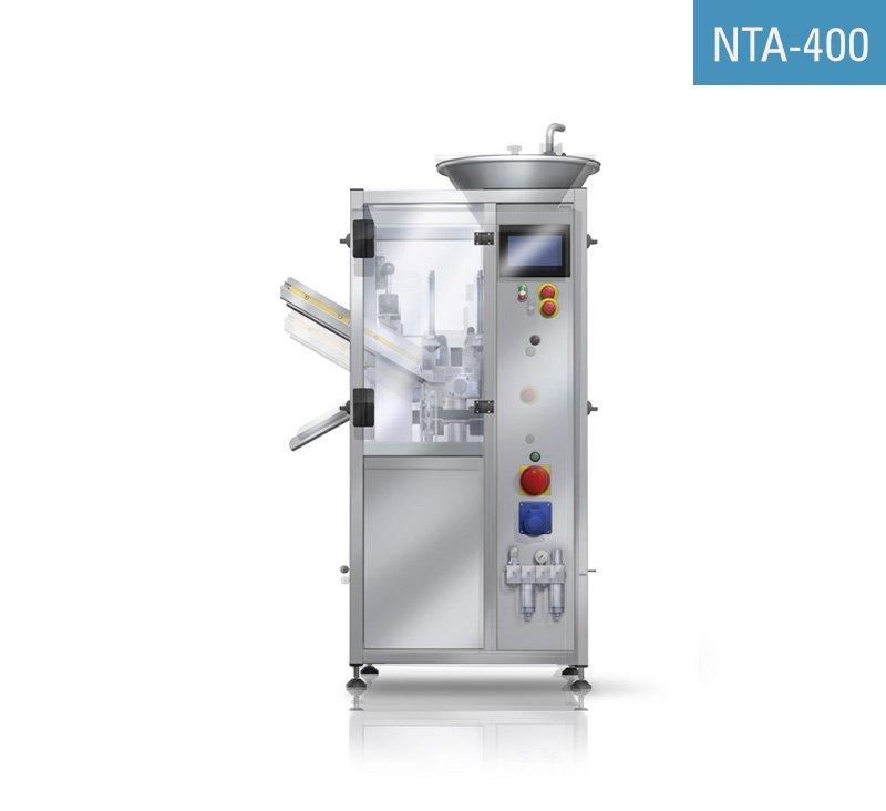 Aluminum Tube Filling and Sealing Machine NTA-400