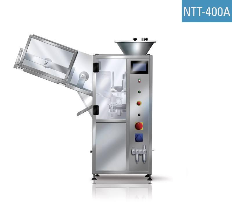 Plastic Tube Laminate Tube Filling and Sealing Machine NTT-400A