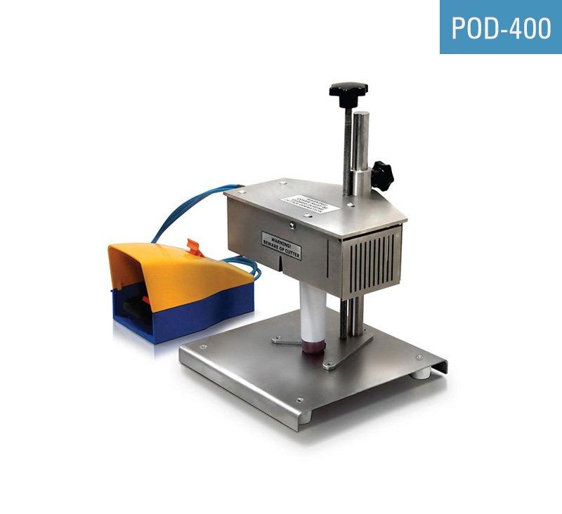 Plastic Tube Laminate Tube Trimmer POD-400