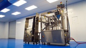 fully automatic tube filler