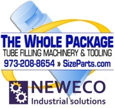 TWP Neweco Tube Filling Equipment