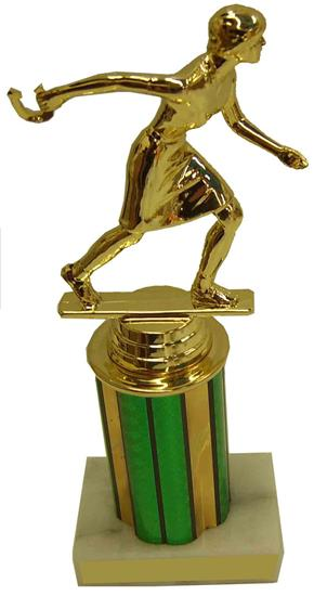 Female Horseshoe Award - Green