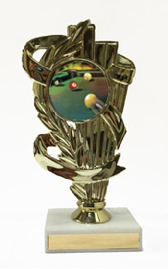 Billiard Trophy