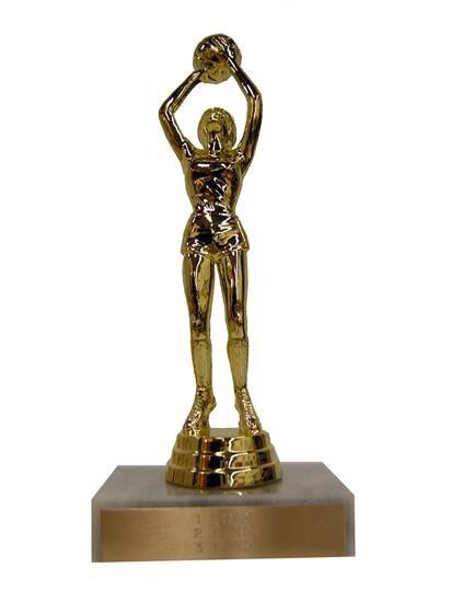 Female Free Throw Trophy