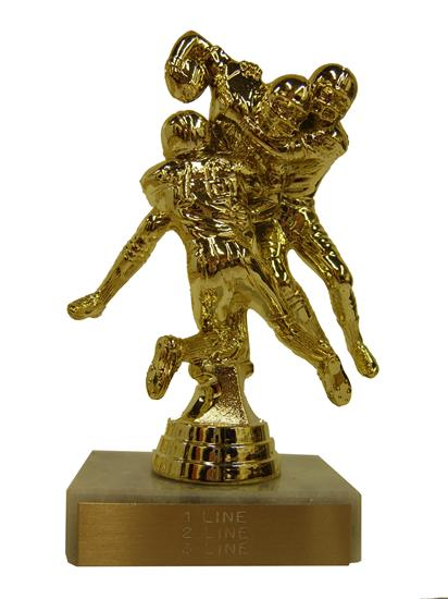 Tackle Football Trophy