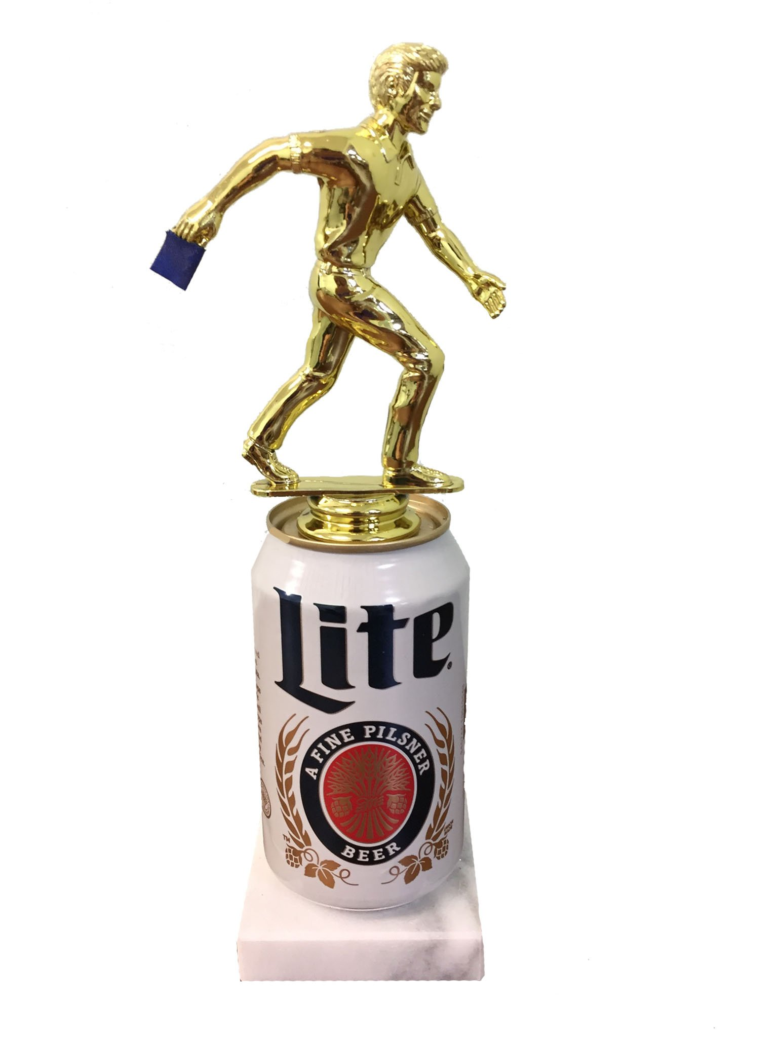 Beer Can Stand - Drinking Cornhole Award
