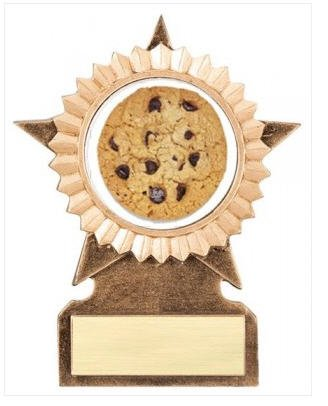 Cookie Baking Trophy