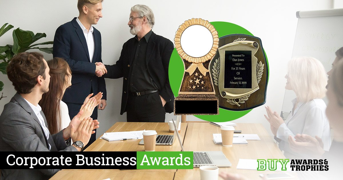 The Most Popular Plaques and Awards for Businesses