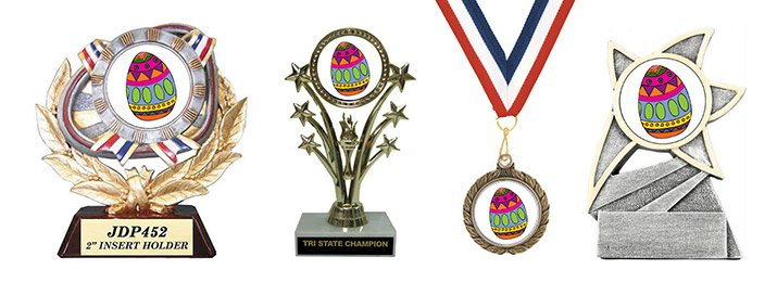 The Easy Way to Buy Custom Easter Trophies & Awards