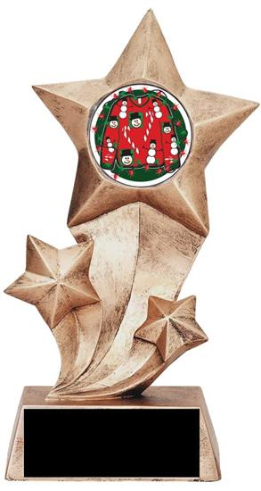 Ugly Christmas Sweater Rising Stars Trophy