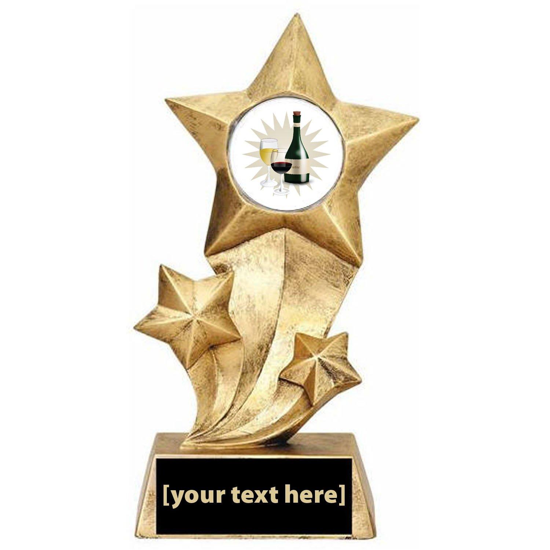 Wine Tasting Rising Stars Trophy