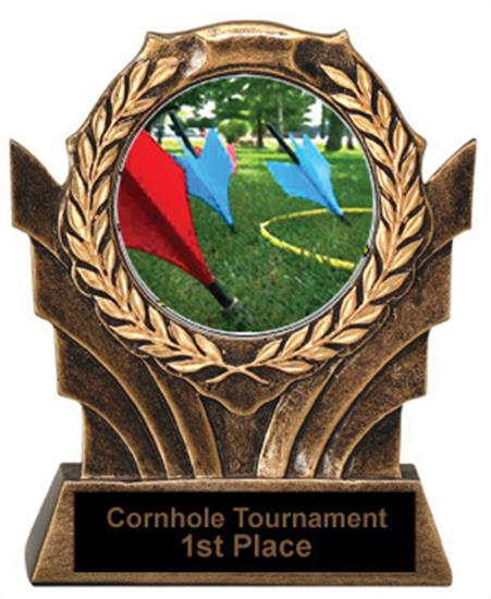 Victory Resin Lawn Dart Trophies