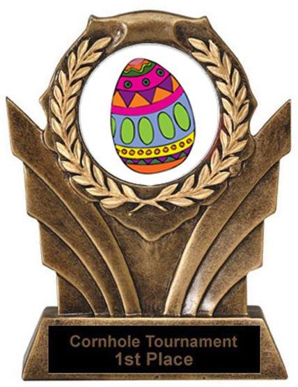 Victory Resin Easter Trophies
