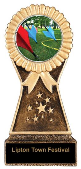 Resin Stand Lawn Dart Trophies