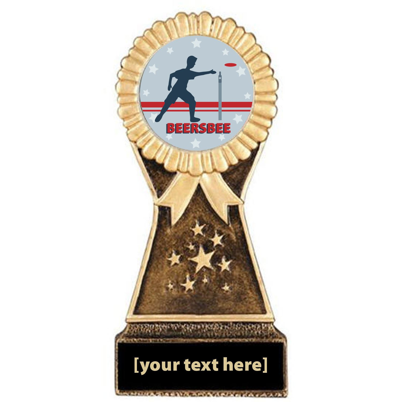 Beersbee Award Ribbon trophy