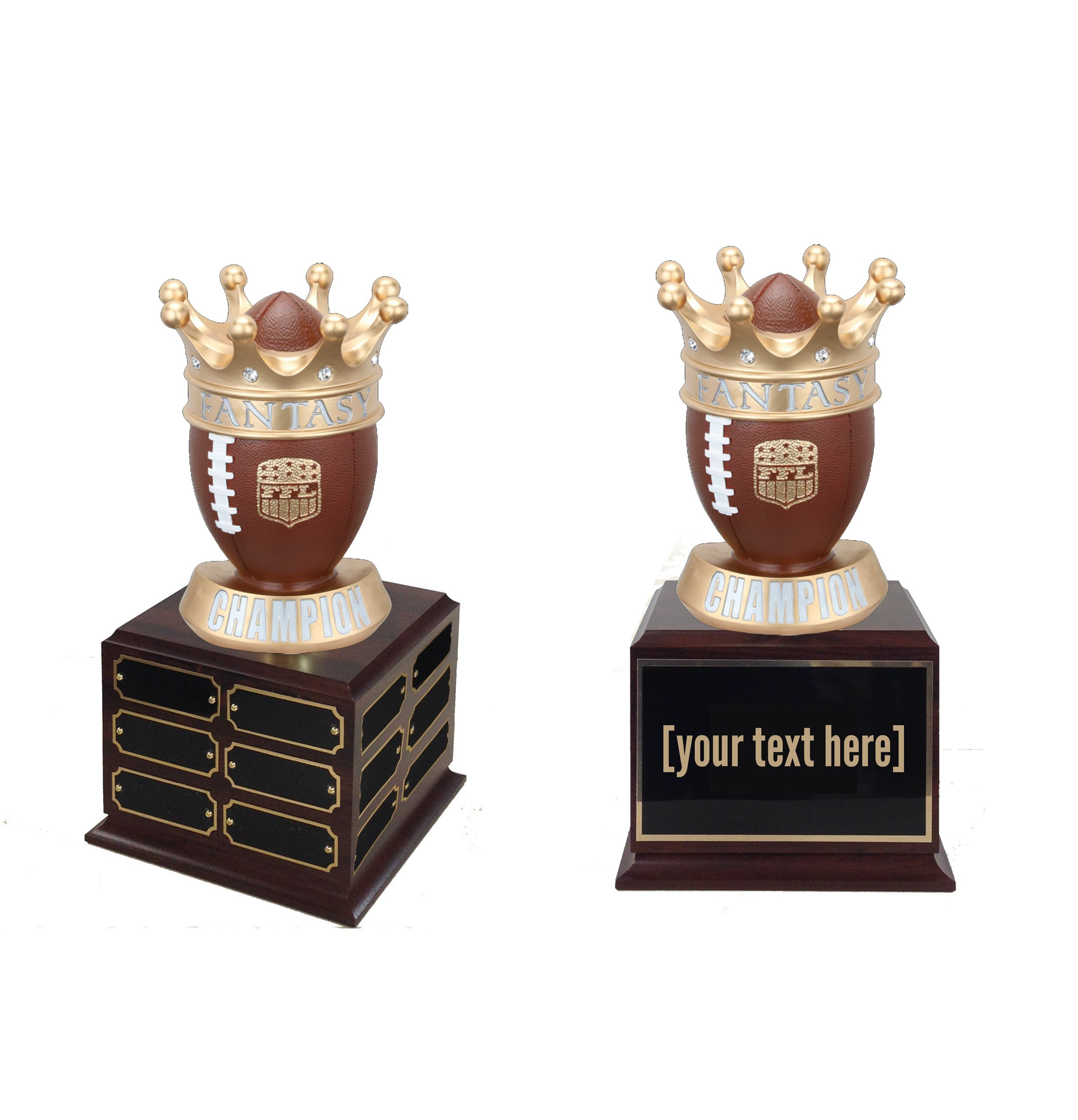 Traveling Trophy Fantasy Football Buy Awards Trophies