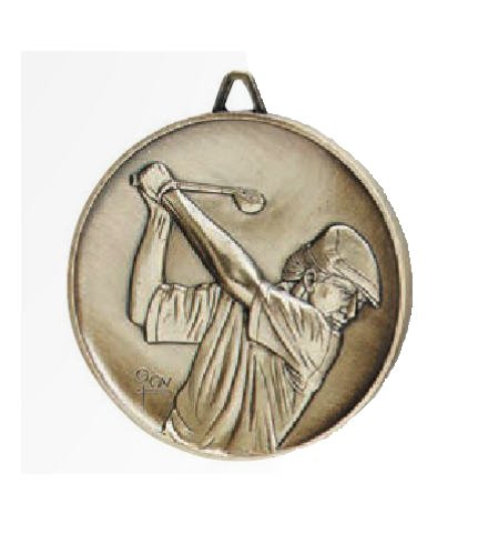 Golf Male Medal
