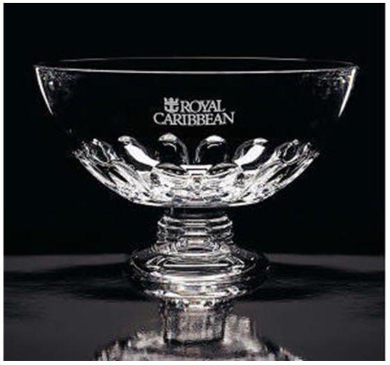 Challenger Crystal Bowl