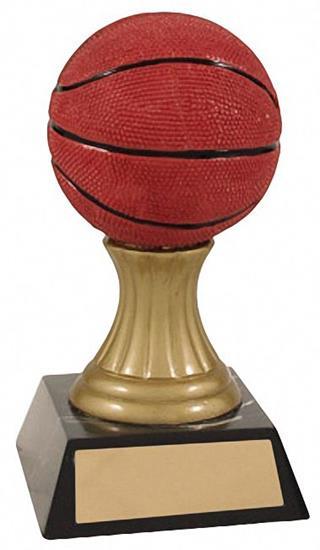 Basketball Pedestal Trophy