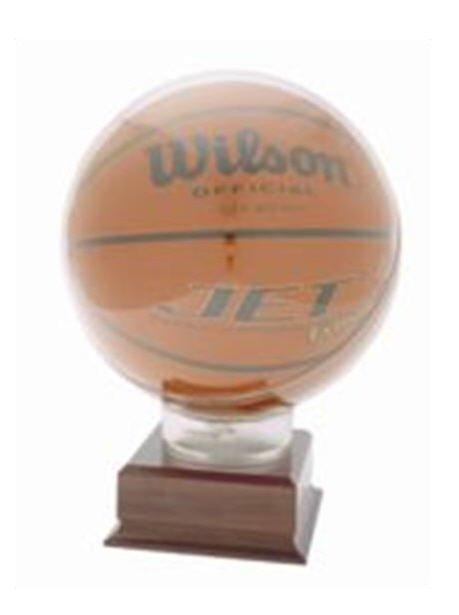 Basketball Holder on Cup Base