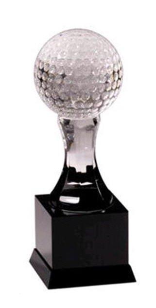 Crystal Golf Ball