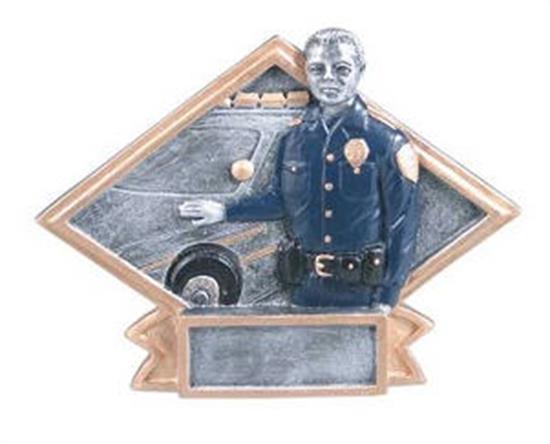 Policeman Diamond Trophy